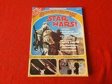 Vintage Science Fiction Magazine Science Fantasy 1977 Star Wars Poster 4