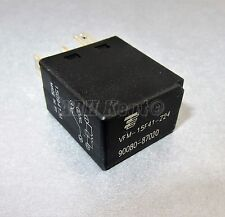 518-Toyota /10-17 5-Pin Multi-Use Black Relay 90080-87020 VFM-15F41-Z24 1513503A