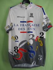 Maillot cycliste Française des Jeux 1998 FDJ Cycling Coolmax Gitane Sibille - 7