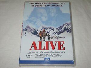 Alive - Ethan Hawke - Brand New & Sealed - Region 4 - DVD