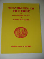 Harold Scull Trombones to the Fore Trombone Trio Piano Sheet Music Boosey Hawkes