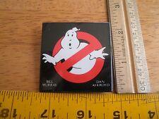 1984 Ghostbusters Dan Aykroyd Bill Murray movie button