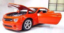 G LGB 1:24 Escala Rojo 2010 Chevrolet Camaro SS RS Coche Modelo Fundido 71923