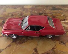 Danbury Mint 1:24 1968 Chevrolet Chevelle Ss-396 Mint No Box Or Paperwork