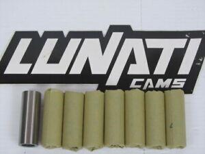 NEW LUNATI 927-2500-155 TOOL STEEL PISTON WRIST PINS chevy rod race car drag