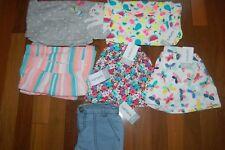 Nwt Girls 24m Carter'S Spring Summer 7 Piece Lot
