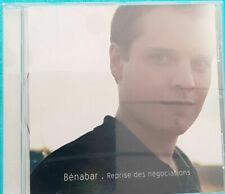 Reprise Negociaciones - Bénabar (CD) Ref 1934