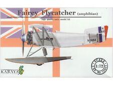 Karaya Models 1/72 FAIREY FLYCATCHER British Amphibian Floatplane