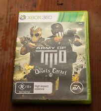 Army of Two - Xbox 360 - NO booklet