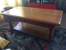 Table Basse Chêne Massif - 110 cm