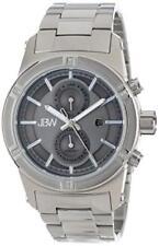 JBW Men's J6263B Strider Stainless Steel Swiss Multi-Function Diamond Watch