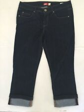 JAG Mid Rise, Regular Fit, Crop Denim Jeans - Size 10 - Brand New With Tag