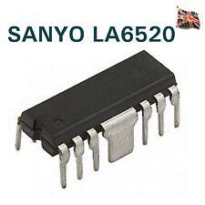 LA6520 SANYO IC 3-uscita Alimentazione Amplificatore Operazionale UK STOCK