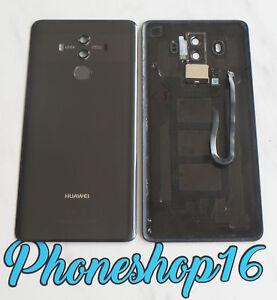 Original Huawei Mate 10 PRO Akkudeckel Deckel Fingerprint Backcover Schwarz B