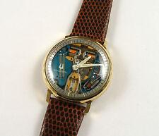 Bulova 218 Accutron Gents Original Spaceview Vintage 1970 Wristwatch