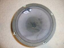 Vintage Utah 8 inch 1978 8 ohm speaker clean champ no reserve!
