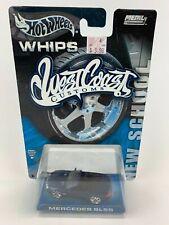 Hot Wheels Whips West Coast Customs Mercedes SL55