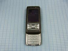 Original Nokia E65 Braun/Silber! Gebraucht! Ohne Simlock! Einwandfrei