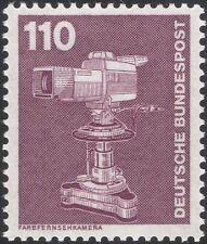 Germania 1975 Industria/Tecnologia/telecamera a colori/TV 1v (n29148k)