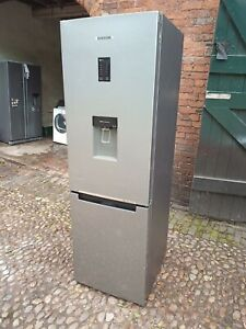 EXTRA LARGE SILVER SAMSUNG F/F FRIDGE FREEZER WITH WATER DISPENSER - UK DELIVERY