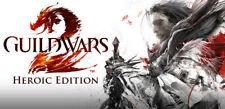 Guild Wars 2 Heroic Edition   PC   Key   Download Code   DE/EU   NEU