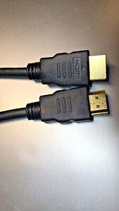 3*HDMI Kabel HIGH Speed mit Ethernet ,Version 1.4  Länge 1,5meter  3 Stück