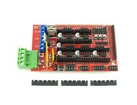 3D Printer RAMPS 1.4 Controller Board for Arduino Stampante Reprap Prusa Mendel