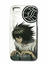 *NEW* Death Note L & Logo Case Compatible for Iphone 5