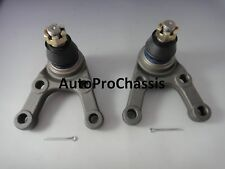 2 FRONT LOW BALL JOINT MITSUBISHI MIGHTY MAX 83-94 4WD