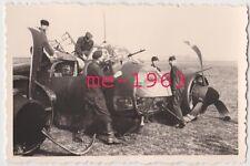 Foto   LW Luftwaffe  JU 88 nach Notlandung