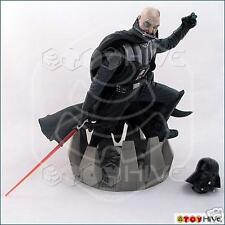 Star Wars Unleashed Darth Vader unmasked loose complete figure 2 heads