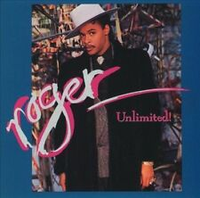 ROGER (ZAPP) - UNLIMITED! (NEW CD)