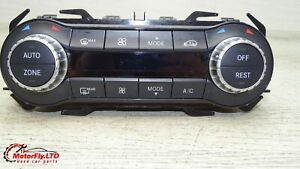 2014 MERCEDES A45 AMG W176 4MATIC HEATER CLIMATE CONTROL PANEL A2469002408