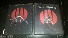 The Wolverine 3D+2D 3-Discs Blu-ray Limited Black Lacquer Collector Edition New+