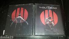 THE WOLVERINE 3D + 2D 3-discs Blu-Ray limitata nero lacca COLLEZIONISTA EDIZIONE