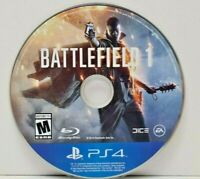 Battlefield 1 PS4 PlayStation 4 Sony Game  Disc Only  **Same Day Dispatch**