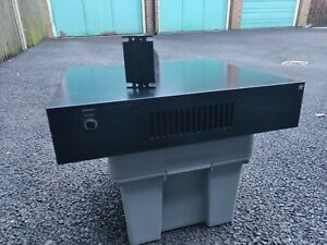 Rotel RKB-850 8 Channel Power Amplifier Black with rack ears. Hardly used.