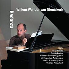 Willem Wander van Nieuwkerk - Nieuwkerk: Kadanza [CD]