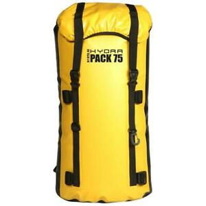 North49 Wildwater Dry Pack 75L, Waterproof, PVC Canoe Pack