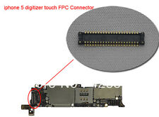 IPhone 5 LCD Touch / Digitizer FPC Connector, sulla scheda madre parte