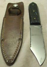 1940's~COLONIAL~PROVIDENCE U.S.A.~ANTIQUE FISHING & HUNTING KNIFE w/ORIG. SHEATH