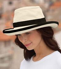 Tilley Womens Sun Hat TH8 hemp cream travel  S, M, L, XL