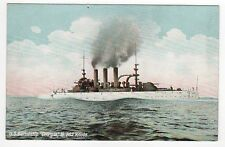 USS GEORGIA PC Postcard BATTLESHIP BB-15 Navy NAVAL USN Military SHIP War