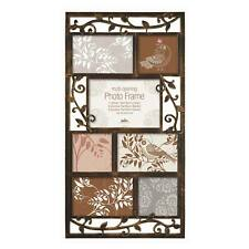 Innova Multi-aperture MILANO V Bronze Photo Frame Holds 7 Photos Home Decor