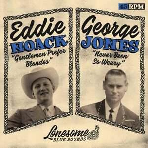 HEAR - STARDAY COUNTRY BOP - EDDIE NOACK – / GEORGE JONES – LONESOME BLUE SOUNDS