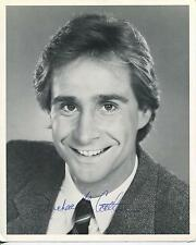 MICHAEL CATLIN THE CHICAGO 8 & CAPITOL SOAP OPERA ACTOR SIGNED PHOTO AUTOGRAPH