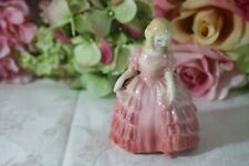 "Royal Doulton Bone China Figurine, ""Rose"" c. Hn1368 English Made"