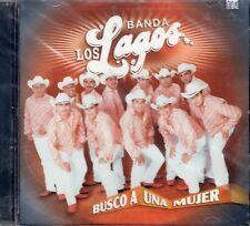 Banda Los Lagos Busco A Una Mujer  CD New Sealed