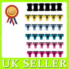 30 Ink Cartridges For HP Photosmart 3310 C5180 C6180 C6280 C7180 C7280 C8180