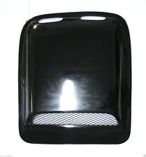 UNIVERSAL FIT BONNET SCOOP MADE FROM ABS SUITS FOR NISSAN NAVARA D22 D40  HILUX